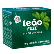 Cha Leao / Boldo do Chile (10 Saches)