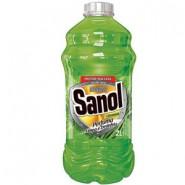Desinfetante bactericida Citronela  / Sanol 2L