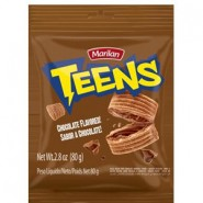 Teens biscoito de chocolate / Marilan 80g