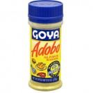 Adobo sem  pimenta sazonador  / Goya 226g