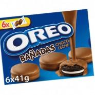 Oreo Banadas / cobertura chocolate  246g