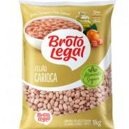 Feijao carioca Broto Legal 1kg
