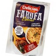 Farofa / Delicias Brasil 188g