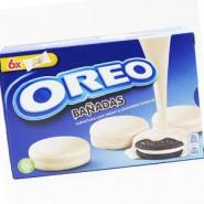 Oreo Banadas / cobertura chocolate branco 246g