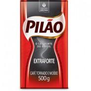 Cafe a vacuo Pilao extra forte 500g