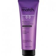 O Boticario Shampoo de definicao   Respeito aos cachos   /Match 250ml