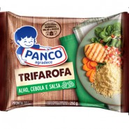 Farofa Panco / Trifarofa Alho, cebola e salsa 250g