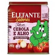 Molho de tomate Sabores Elefante 340g