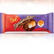 Chocolate Marshmallow+Caramelo Bel 30g