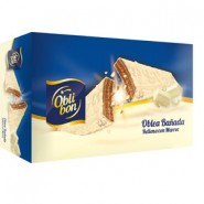 Wafer Chocolate branco recheio de amendoim/Oblita 28g (und)