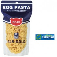 Egg Pasta (Ursinhos) (90g)
