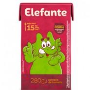 Extrato de Tomate Elefante tetra pack (280g)