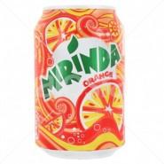 Mirinda / Refrigerante Sabor Laranja (330ml)