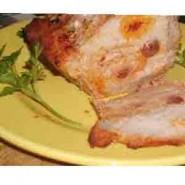 Lombo de Porco Recheado c/Calabresa Assado (Kg)