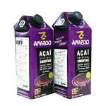 Amazoo / Suco de Acai Original  (2 x 750ml)