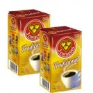 Cafe a Vacuo 3 Coracoes / Tradicional (2 x 500g)