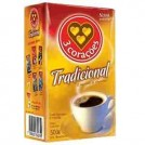 Cafe a Vacuo 3 Coracoes/ Tradicional (500g)