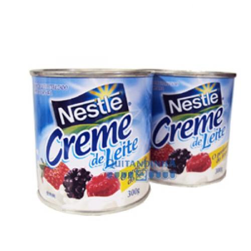 Creme de Leite Nestle Creme de Leite Nestle 2 Latas