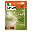 Creme de Espinafre Vono Chef Ajinomoto (52g)