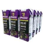 Amazoo / Suco de Acai Original (12 x 250ml)