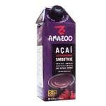 Amazoo / Suco de Acai + Morango (750ml)