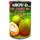 Nata de Coco (Young Coconut Meat in Syrup) Aroy-D (180g)