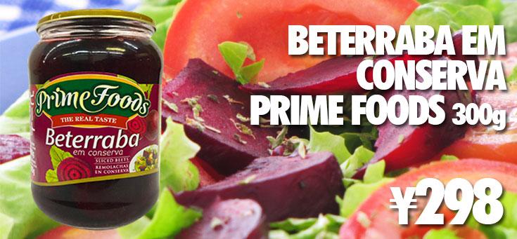 Beterraba Prime Foods