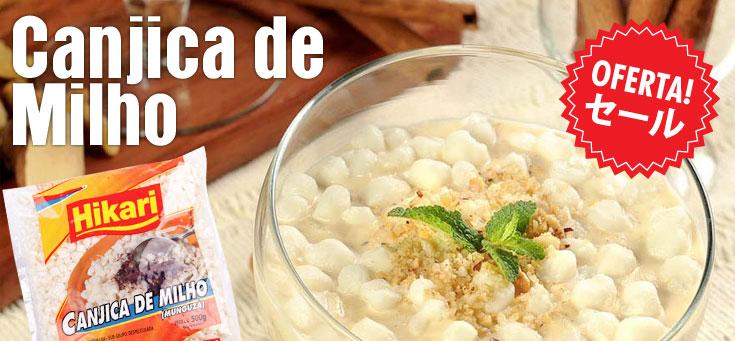 Milho de Canjica