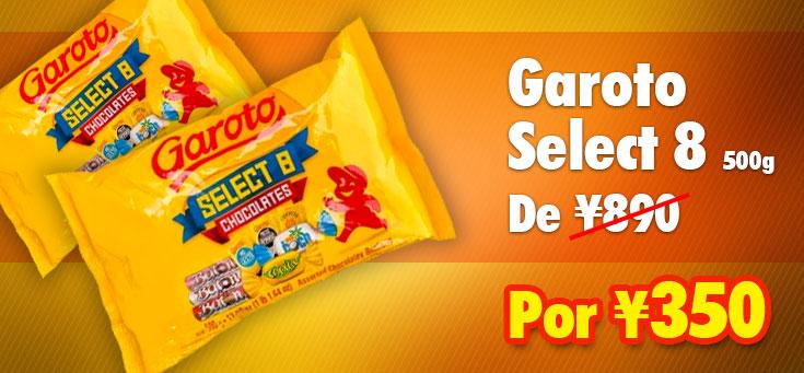 Garoto Select 8
