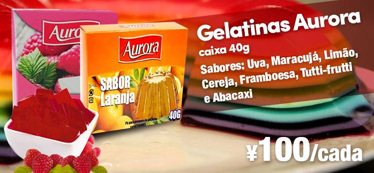 Gelatina Aurora