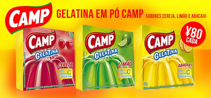 Gelatina Camp