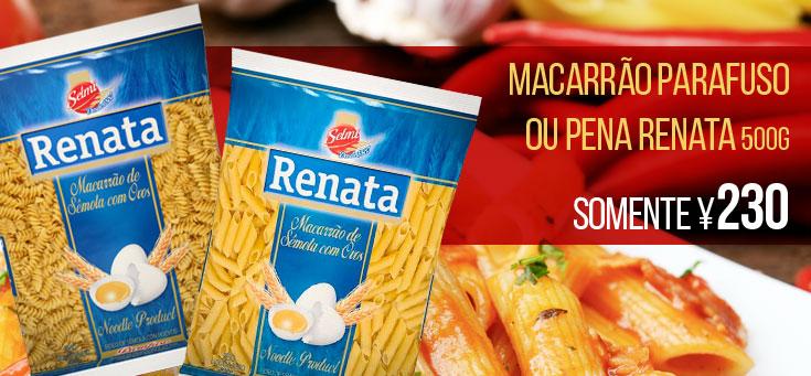 Macarrão Renata