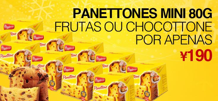 Mini Panettone