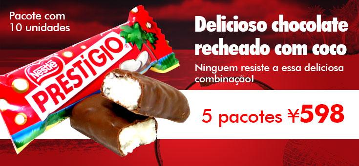 Prestígio Nestlé
