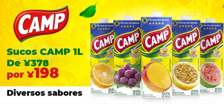 Sucos Camp 1L