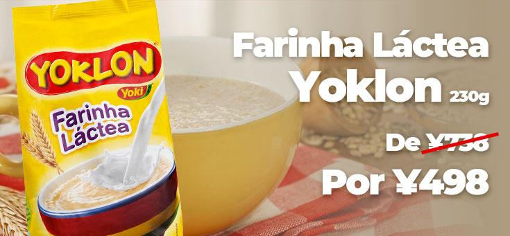 Farinha láctea Yoklon