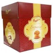 Panettone Especial Bauducco / c/Uvas Passas e Crosta c/Amendoas (500g)