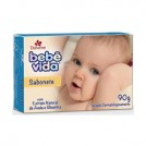 Bebe Vida Sabonete c/Extrato Natural de Aveia e Glicerina (90g)