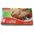 Caldo de Carne Bela Vista - 57g (6Cubinhos)