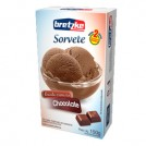 Bretzke Po p/Preparo Sorvete Sabor Chocolate (150g)