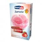 Bretzke Po p/Preparo Sorvete Sabor Morango (150g)