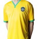 Camiseta (Adulto)  Brazil