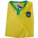 Camiseta Infantil Brazil
