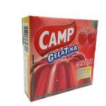 Gelatina em Po Camp / Sabor Cereja (30g)
