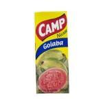 Suco Camp / Sabor Nectar de Goiaba (200ml)