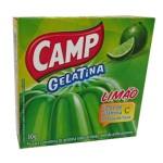Gelatina em Po Camp / Sabor Limao (30g)