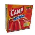 Gelatina em Po Camp / Sabor Morango (30g)