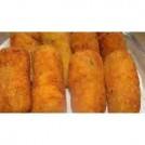Croquete de Carne (Tam-Medio) Frito Caseiro   (30g x 20un)