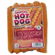 Salsicha Hot Dog Da Fazenda (900g)