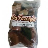 Kit de Feijoada Da Fazenda c/Feijao Preto (700g)